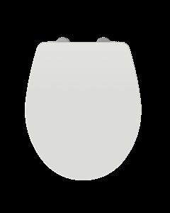 Slimeo WC-Bril Wit Glanzend