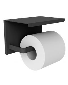 Loft-Game Distributeur papier WC - Noir Mat
