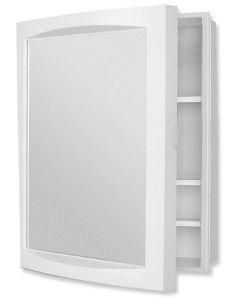 Aida Toiletkast 37 Cm - Wit - Mat - 37x46,5x15 cm