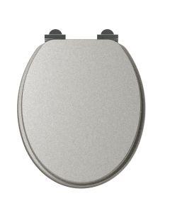 Silver WC-Bril Zilver