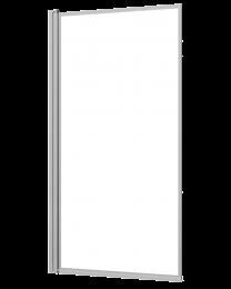 Loft-Game Badwand 1 scherm - Chroom