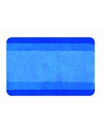 Spirella Balance - Tapis de WC - Polyester/Acrylic - 55x55 cm - Blue