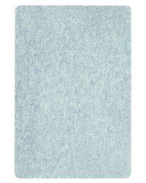Spirella Gobi - Tapis de WC - Microfibres - 55x55 cm - Gris