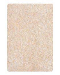 Spirella Gobi - Tapis de WC - Microfibres - 55x55 cm - Beige