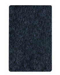 Spirella Gobi - Tapis de WC - Microfibres - 55x55 cm - Anthracite
