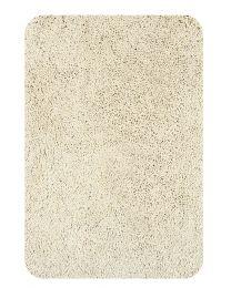 Spirella Highland - Tapis de WC - Microfibres - 55x55 cm - Beige