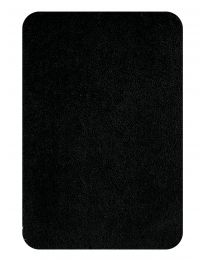 Spirella Highland - Badmat - Microvezel - 55x65 cm - Black