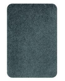 Spirella Highland - Tapis de WC - Microfibres - 55x55 cm - Granit