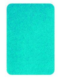 Spirella Highland - Tapis de WC - Microfibres - 55x55 cm - Acqua