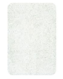 Spirella WC-Mat Highland - White - Microvezel 40 Mm - 55x55 cm