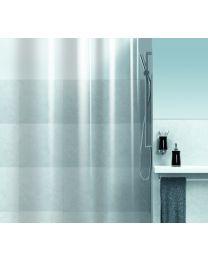 Spirella Clear - Douchegordijn - PVC - 180 x200 cm - Transparant