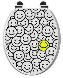 Deco Comik WC-Bril
