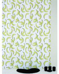 Banana Douchegordijn - 180 x 200