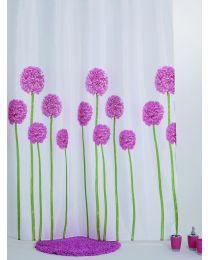 Blossom Douchegordijn - 180 x 200