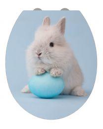 Deco Bunny WC-Bril