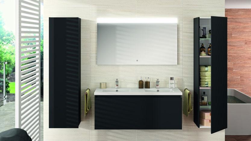 Meubles de salle de bain de Allibert